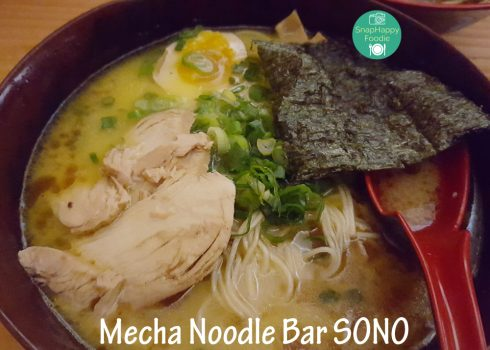 Eating Out: Mecha Noodle Bar | South Norwalk, CT