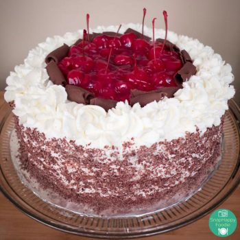 Yummy Experiment #52: Black Forest Cake