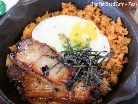 Eating Out:   The Fat Seed Café + Roastery | Quezon City, Philippines
