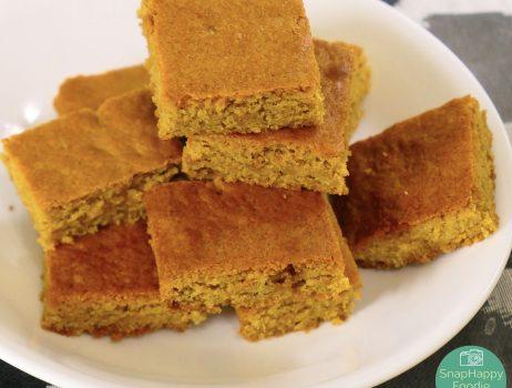 Yummy Experiment #54: Butterscotch Blondies